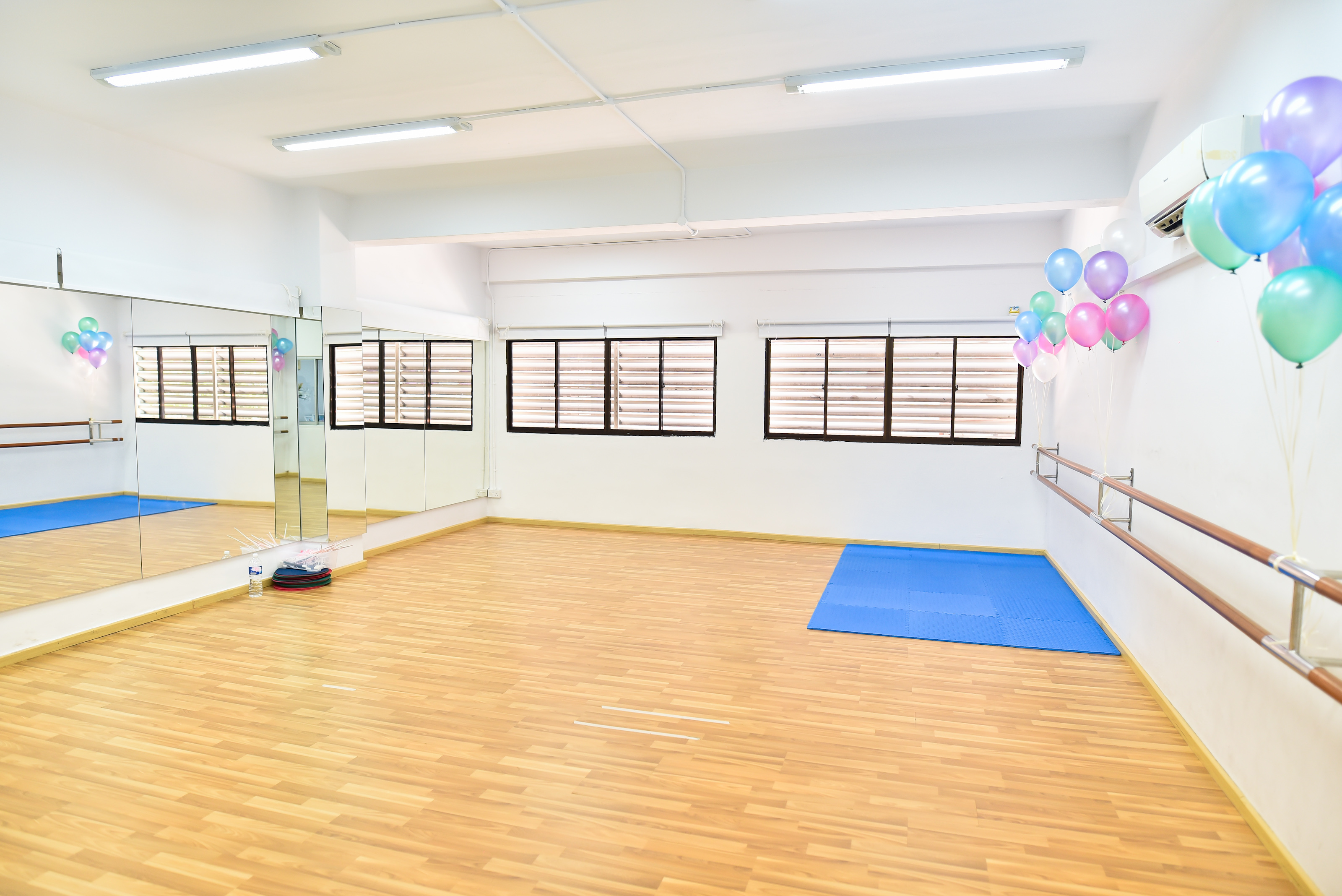 Studio Rental - Dance At The Difference | Boutique Dance School